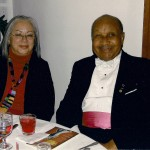 Brother Oliver Parson and Marta Holliday