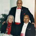 Brothers Holliday, Parson and Marta Holliday