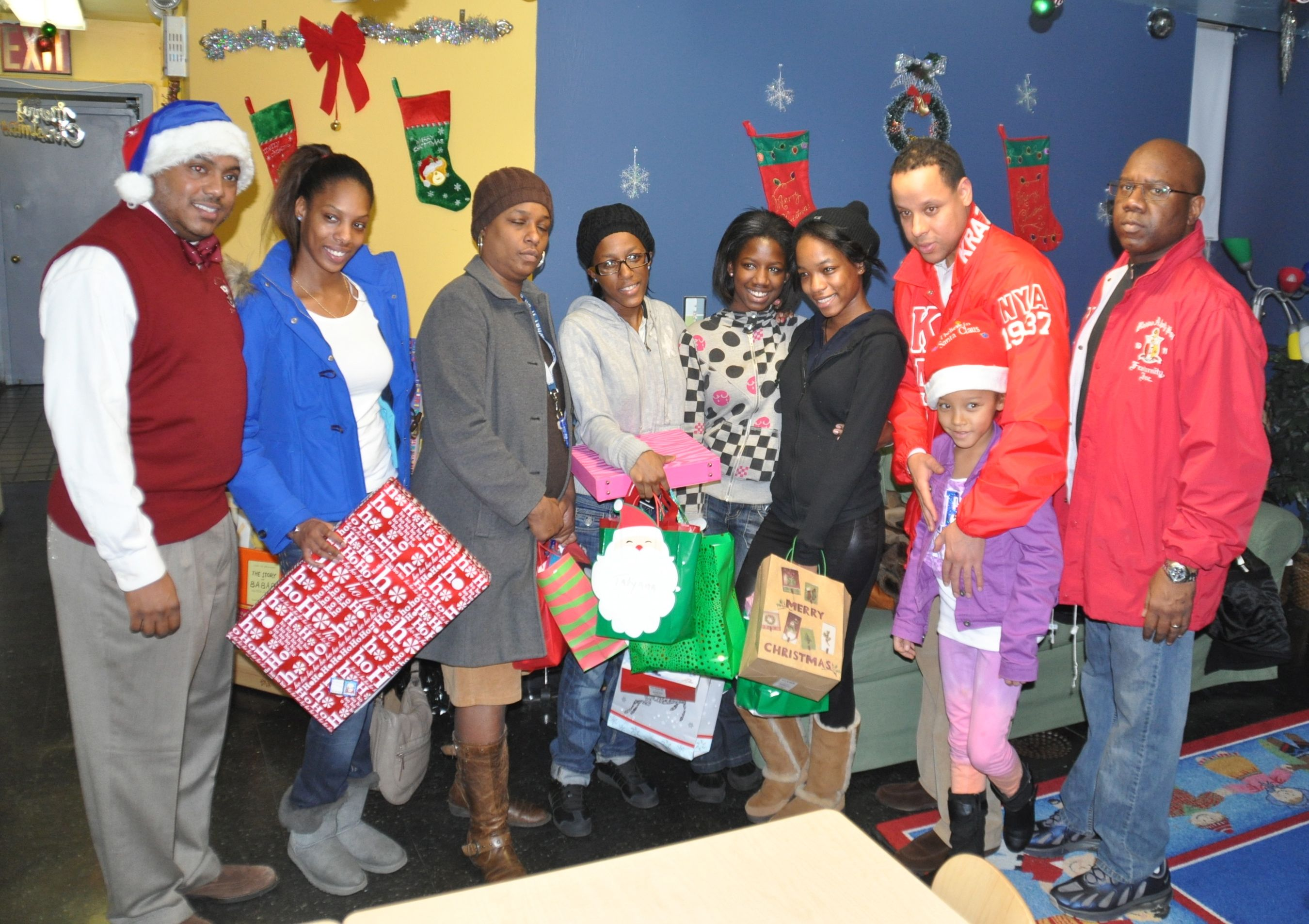Adopt a Family 2012 – New York Alumni – Kappa Alpha Psi