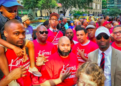 Kappas for Kaepernick | New York Alumni